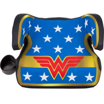 Kids Embrace KidsEmbrace Fun Ride Backless Booster Wonder Woman, Blue