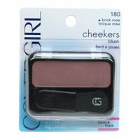 Cover Girl Blush Cheekers, Brick Rose (Pack Of 3)