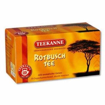 3x Teekanne Rotbusch (each box 20 tea bags)
