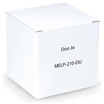Don-jo Don Jo MELP-210-DU Strike Protector, Mortise & Electronic Strike Duronotic
