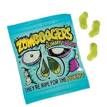 Zombie Boogers Gummies Gummy Candy (18 packs)