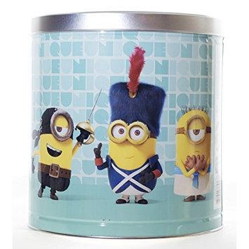 Giftpop Despicable Me Minions Popcorn Tin