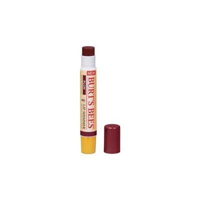 Burt's Bees Lip Shimmer Stick Plum 0.1 oz. (Quantity of 6)