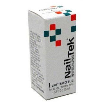 Nail Tek Strengthener Maintenance Plus [1], 0.5 oz (Pack of 3)
