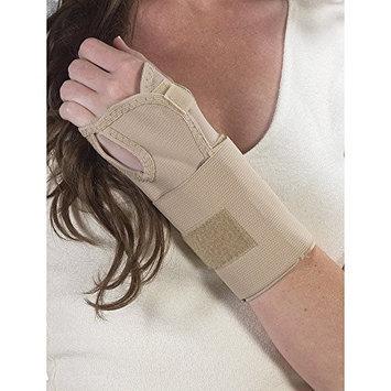 Bilt-Rite Mastex Health 10-22100-XL-2 Wrist Splint Ambidextrous Beige - Extra Large