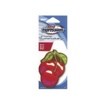 Auto Expressions FF-2 Medo Cherry Scented Air Freshener