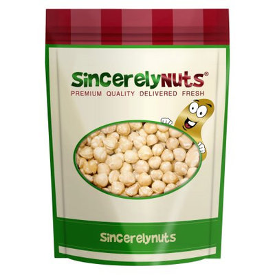 Sincerely Nuts Raw Blanched Filberts, 1.5 LB Bag