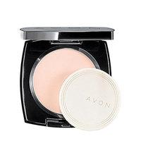 Avon True Color Flawless Mattifying Pressed Powder - Golden Medium