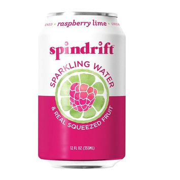 Spindrift Sparkling Water, 12 Fl. Oz. Cans (16 Pack) (Raspberry Lime)