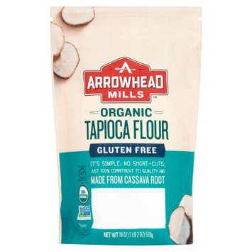 Arrowhead Mills Consumer Relations Arrowhead Mills, Flour Tapioca, 18 Oz (Pack Of 6)