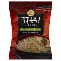 Thai Kitchen Lemongrass & Chili Instant Rice Noodle Sop, 1.6 OZ (Pack of 6)