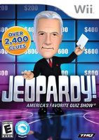 Thq Jeopardy - PRE-OWNED - Nintendo Wii