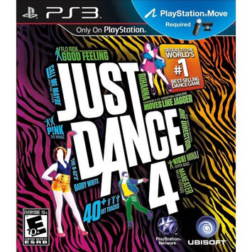 Ubisoft Just Dance 4 (PS3) - Pre-Owned