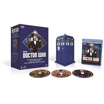 Alliance Entertainment Llc Doctor Who: Christmas Special Giftset (blu-ray Disc) (gift Set)