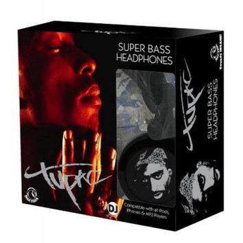 Section 8 Tupac Shakur DJ Headphones