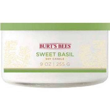 Mvp Group International Inc. Burt's Bees 9 oz Sweet Basil Candle