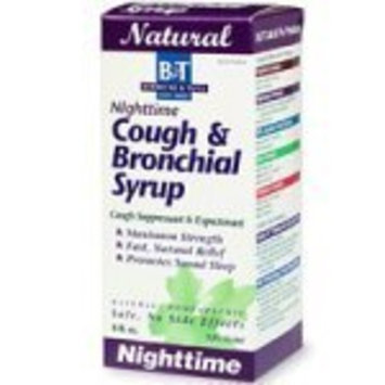 Boericke & Tafel Nighttime Cough & Bronchial Syrup - 8 Fluid Ounces Personal Healthcare / Health Care