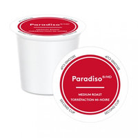 Mother Parker Second Cup Coffee Paradiso Medium, RealCup Portion Pack For Keurig Brewers