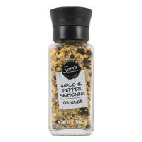 Sam's Choice Garlic & Pepper Seasoning Grinder