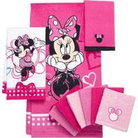 Jay Franco & Sons Minnie Mouse Decorative Bath Collection - Bath Towel