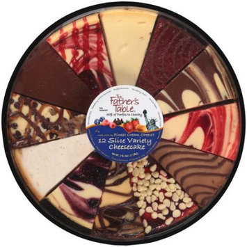 Polzella Foods Inc. Cheesecake, Variety, 12 ea