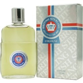 British Sterling By Dana For Men. Cologne Splash, 3.8-Ounces