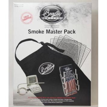 Bradley Smoker BTACCPK1 Smoke Master Pack