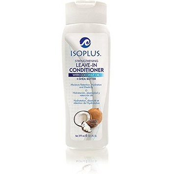 Isoplus Leave-in Conditioner With Coconut and Shea Butter, 13.5 Ounce