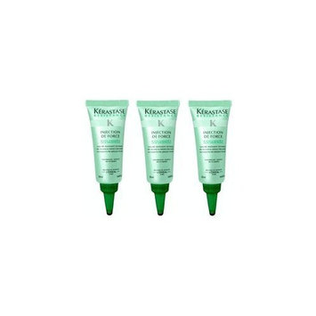 Kerastase Resistance Injection De Force - pre-technical service treatment, 3 tubes
