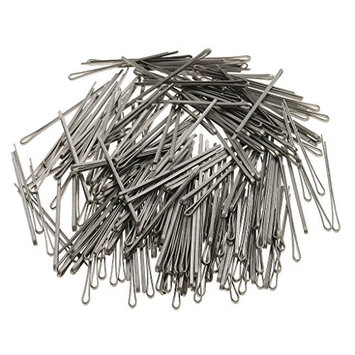 Dovewill 100 Pieces Hair Pin Clips U-shaped Hairpins Barrette For Salon Hairdressing