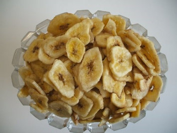 Bayside Candy SWEETENED BANANA CHIPS