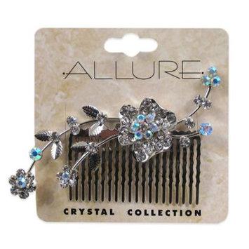 Allure Rhinestone Comb