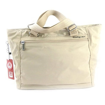 Hedgren beige bag (special pc 13)2 compartments.