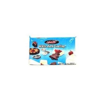 Ambrosia Baking or Bark Coating Chocolate 16-24oz Package (Pack of 3) Choose Flavor Below) (White Bark Coating)