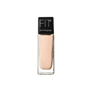 Maybelline Fit Me Liquid SPF#18 Foundation Nude Beige by Maybelline