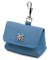 Rockin Doggie Rockinft Doggie 844587013295 Blue Leash Accessory Bag
