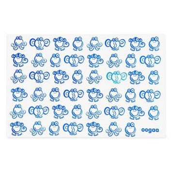 Oogaa Placemat in Blue