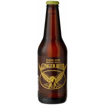 Sioux City GINGER BEER -