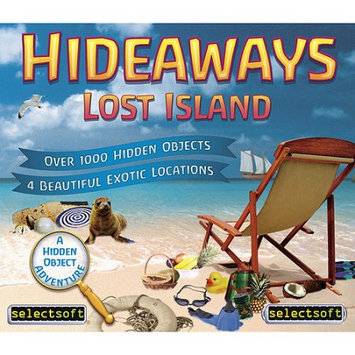 Selectsoft LGHIDLOSTJ Discover A Tropical Paradise Fit For A Pirate On This Hidden Object