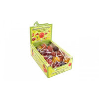 Original Gourmet Food Co Original Gourmet Sweetly Naturals Lollipops, 48 Count
