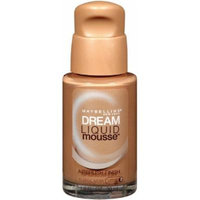 Maybelline New York Dream Liquid Mousse Foundation, Classic Ivory Light 2, 1 Fluid Ounce (Pack of 2)