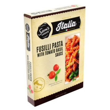 Sam's Choice Italia Fusilli with Tomato Basil Sauce Meal Kit, 160g