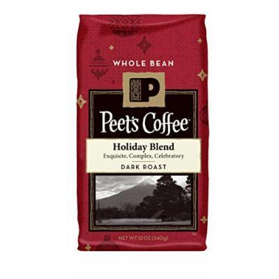 Peet's Coffee Peet's Holiday Blend Whole Bean, 12 Ounce