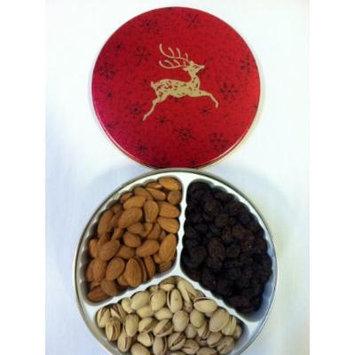 Braga Organic Farms Christmas Gift Tin