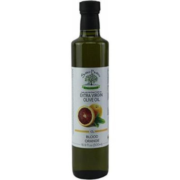 Sutter Buttes Blood Orange Extra Virgin Olive Oil from California, 500ml (16.9oz)