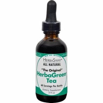 Herbasway Laboratories Herbagreen Tea Original - 2 Fl Oz