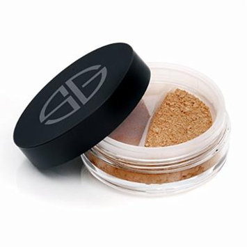 Studio Gear Dual Identity Loose, Wet and Dry Mineral Foundation, Talc Free, .30 ounces, Raw Sugar