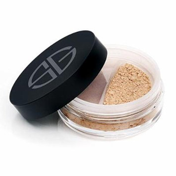 Studio Gear Dual Identity Loose, Wet and Dry Mineral Foundation, Talc Free, .30 ounces, Sand