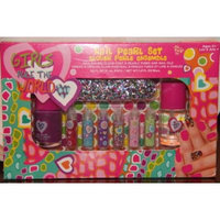 Nail Pearl Set Clouer Perle Ensemble Ages 5+ 9 Piece Set