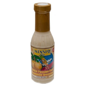 Lilikoi Passion Fruit Hawaiian Dressing